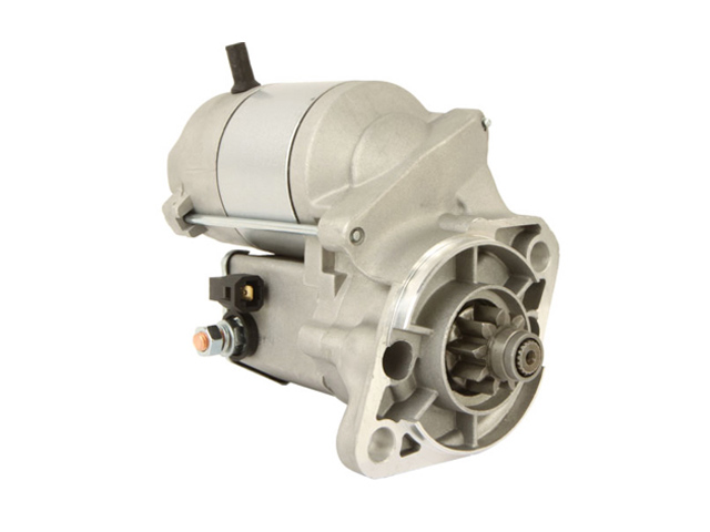 57-3212 MINNPAR NEW AFTERMARKET STARTER - Image 1