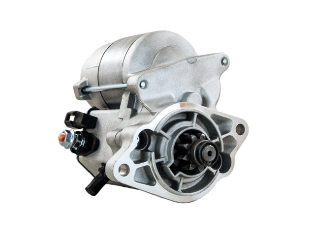 57-3230 MINNPAR NEW AFTERMARKET STARTER - Image 1