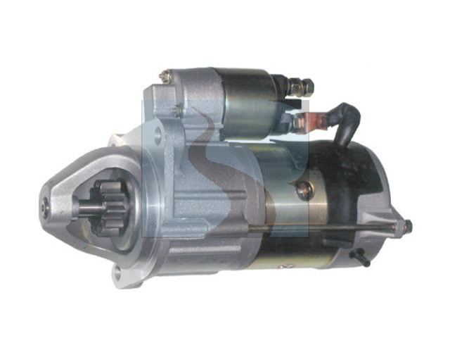 26194600 AGCO NEW AFTERMARKET STARTER - Image 1