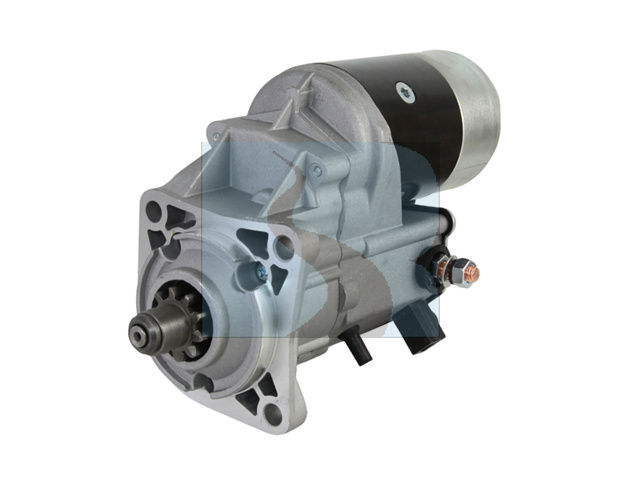 24625242 DIXIE NEW NEW AFTERMARKET STARTER - Image 1