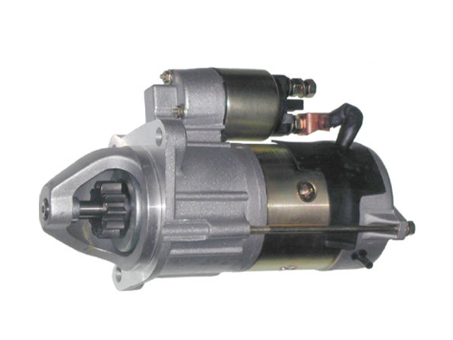 4270745M2 AGCO NEW AFTERMARKET STARTER - Image 1