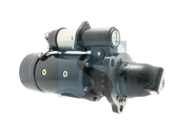 V1114248 WHITE GMC NEW AFTERMARKET STARTER - Image 1