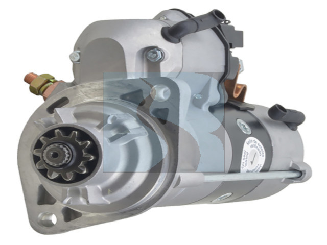 RE548695 JOHN DEERE NEW AFTERMARKET STARTER - Image 1