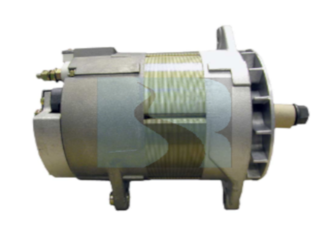 125-26 POWERLINE NEW AFTERMARKET ALTERNATOR - Image 1