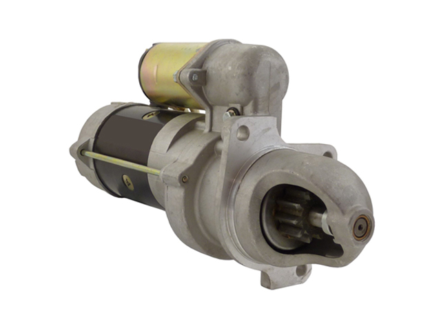 57-1323 MINNPAR NEW AFTERMARKET STARTER - Image 1