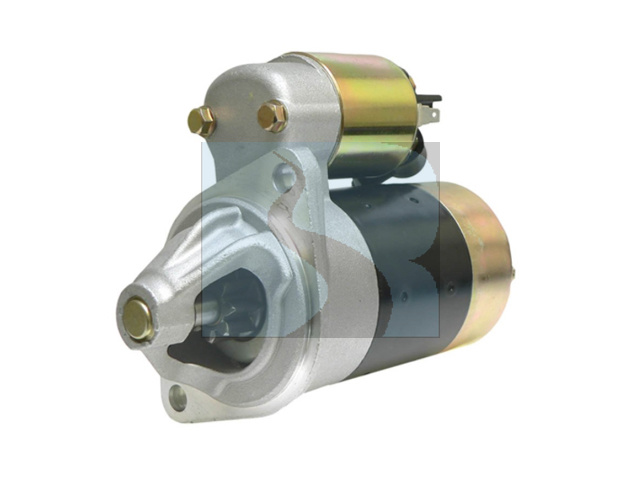 S114-652P HITACHI NEW AFTERMARKET STARTER - Image 1
