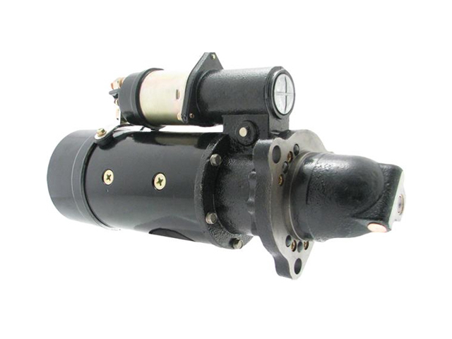 86013315 NEW HOLLAND NEW AFTERMARKET STARTER - Image 1