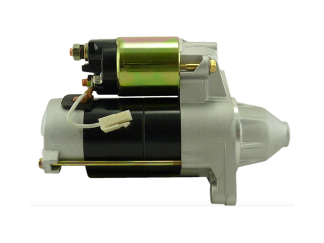 712918414 WILSON AUTO ELECTRIC NEW AFTERMARKET STARTER - Image 1