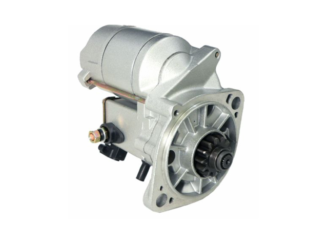 57-1715 MINNPAR NEW AFTERMARKET STARTER - Image 1