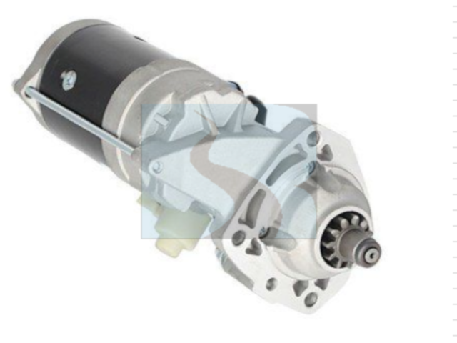 1400-0120 ATLANTIC QUALITY PARTS NEW AFTERMARKET STARTER - Image 1