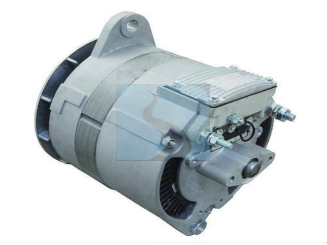 400-16020 J&N NEW AFTERMARKET ALTERNATOR - Image 1