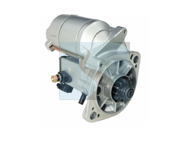 AM878415 JOHN DEERE NEW AFTERMARKET STARTER - Image 1