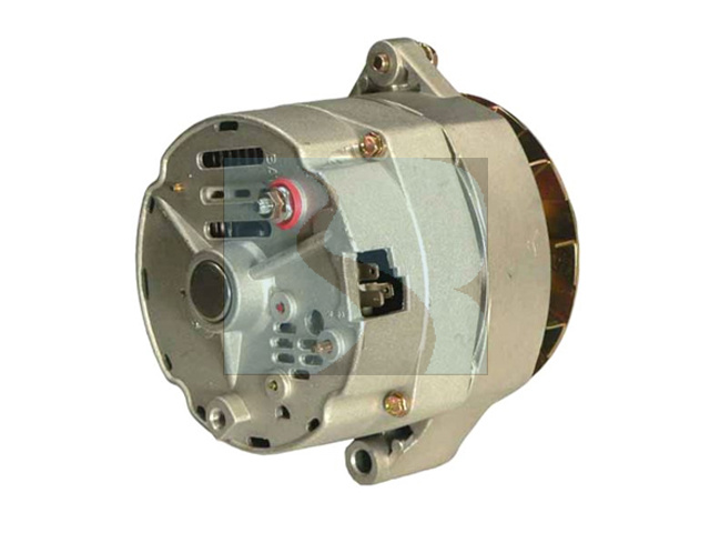 1105490 DELCO REMY NEW AFTERMARKET ALTERNATOR - Image 1