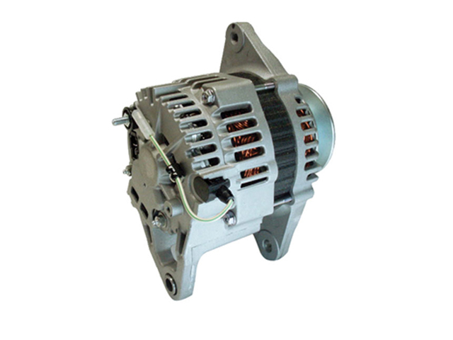 12390077210 YANMAR NEW AFTERMARKET ALTERNATOR - Image 1