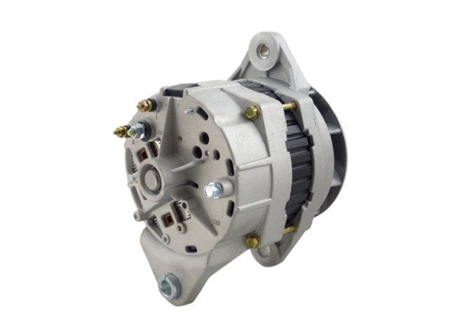 321-686 AC DELCO NEW AFTERMARKET ALTERNATOR - Image 1