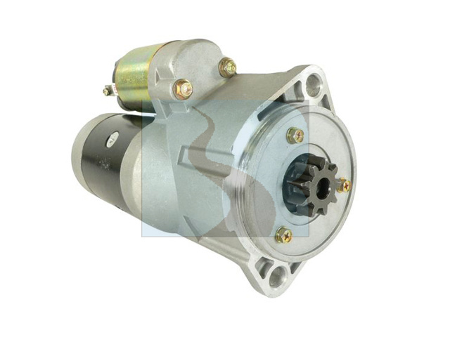 S13-138A HITACHI NEW AFTERMARKET STARTER - Image 1