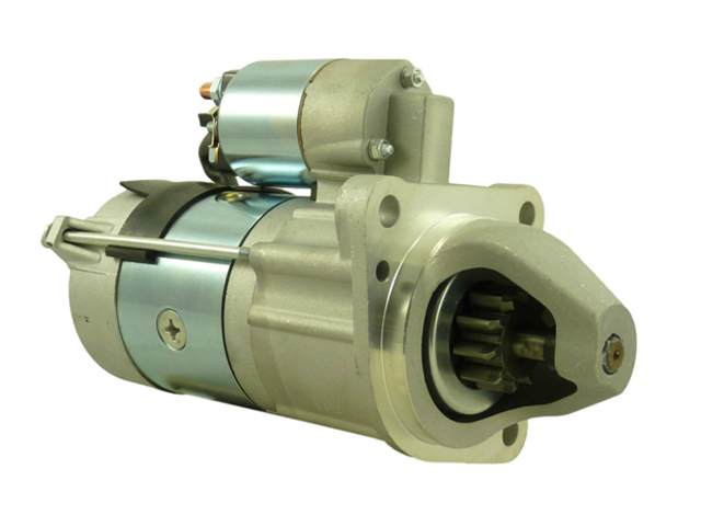 63280040 MASSEY NEW AFTERMARKET STARTER - Image 1