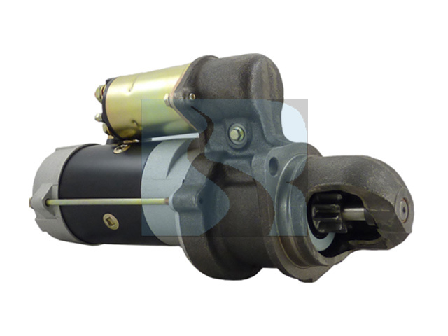 RE19187 JOHN DEERE NEW AFTERMARKET STARTER - Image 1