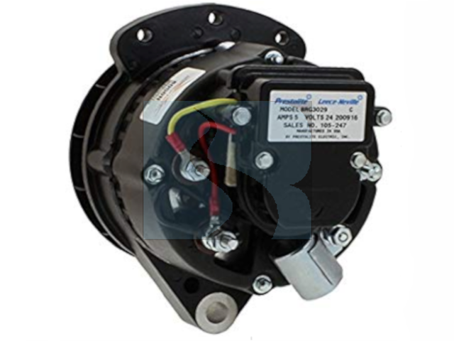 8370 LESTER NEW AFTERMARKET ALTERNATOR - Image 1