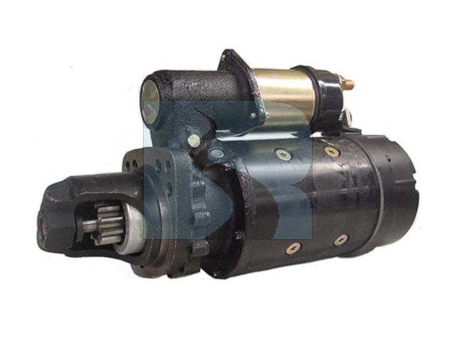 RE501166 JOHN DEERE NEW AFTERMARKET STARTER - Image 1