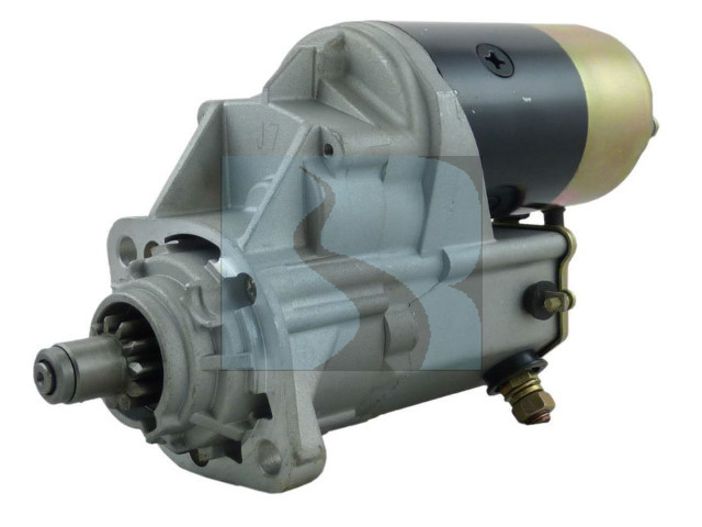 RE60384 JOHN DEERE NEW AFTERMARKET STARTER - Image 1