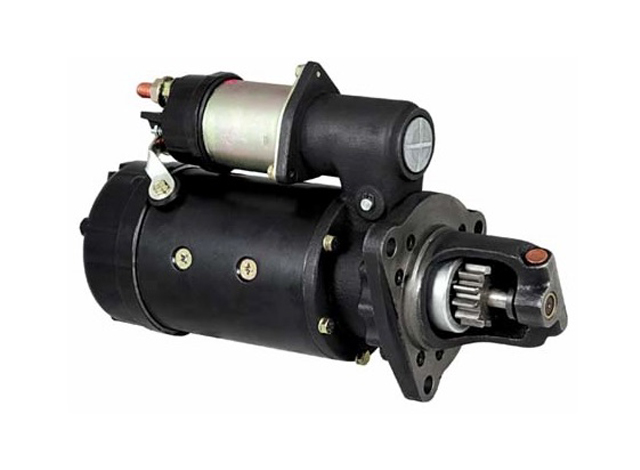 57-2478 MINNPAR NEW AFTERMARKET STARTER - Image 1
